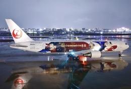 あしゅーさんが、福岡空港で撮影した日本航空 767-346/ERの航空フォト(飛行機 写真・画像)