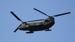 redbull_23さんが、木更津飛行場で撮影した陸上自衛隊 CH-47Jの航空フォト(飛行機 写真・画像)