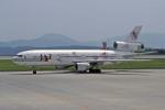 Gambardierさんが、広島空港で撮影したジャパンエアチャーター DC-10-40の航空フォト(飛行機 写真・画像)