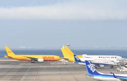 中部国際空港 - Chubu Centrair International Airport [NGO/RJGG]で撮影されたカリッタ エア - Kalitta Air [CKS]の航空機写真