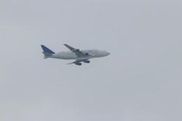 ゆなりあさんが、中部国際空港で撮影したボーイング 747-4H6(LCF) Dreamlifterの航空フォト(飛行機 写真・画像)