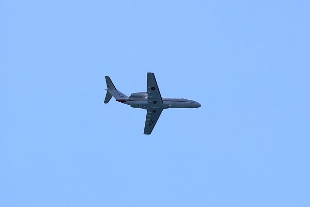 TAKAHIDEさんが、那覇空港で撮影した国土交通省 航空局 525C Citation CJ4の航空フォト(飛行機 写真・画像)