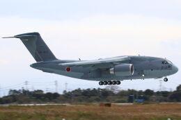 CYGNUS_20-1101さんが、米子空港で撮影した航空自衛隊 C-2の航空フォト(飛行機 写真・画像)