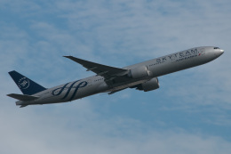 じゃがさんが、成田国際空港で撮影したエールフランス航空 777-328/ERの航空フォト(飛行機 写真・画像)