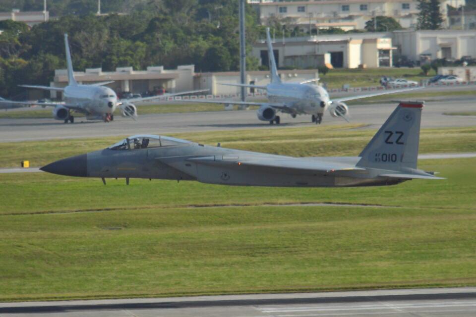 350JMさんのアメリカ空軍 McDonnell Douglas F-15 A/B/C/D/E (83-0010) 航空フォト