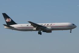 じゃがさんが、成田国際空港で撮影したカーゴジェット・エアウェイズ 767-35E/ER(BCF)の航空フォト(飛行機 写真・画像)