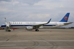 ちゅういちさんが、ハルビン太平国際空港で撮影した中国南方航空 A321-211の航空フォト(飛行機 写真・画像)