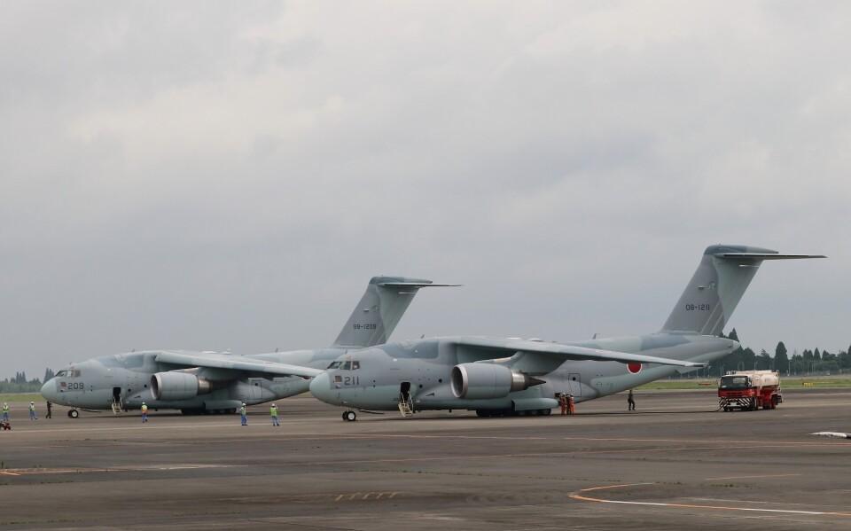 EosR2さんの航空自衛隊 Kawasaki C-2 (98-1209) 航空フォト