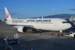 職業旅人さんが、伊丹空港で撮影した日本航空 767-346/ERの航空フォト(飛行機 写真・画像)