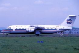 キットカットさんが、名古屋飛行場で撮影した中国西北航空 BAe-146-300の航空フォト(飛行機 写真・画像)
