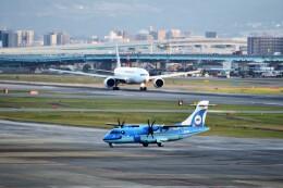 T.Sazenさんが、福岡空港で撮影した天草エアライン ATR-42-600の航空フォト(飛行機 写真・画像)