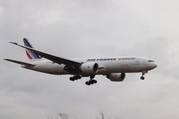 クロマティさんが、成田国際空港で撮影したエールフランス航空 777-F28の航空フォト(飛行機 写真・画像)