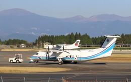 EosR2さんが、鹿児島空港で撮影した海上保安庁 DHC-8-315Q Dash 8の航空フォト(飛行機 写真・画像)