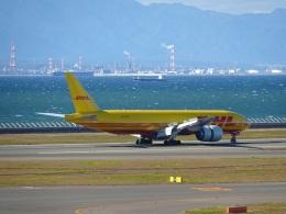 ukokkeiさんが、中部国際空港で撮影したカリッタ エア 777-F1Hの航空フォト(飛行機 写真・画像)