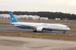 クロマティさんが、成田国際空港で撮影した厦門航空 787-9の航空フォト(飛行機 写真・画像)