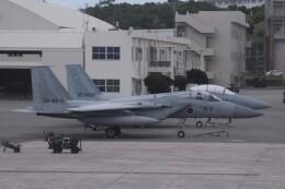 Mr.boneさんが、那覇空港で撮影した航空自衛隊 F-15J Eagleの航空フォト(飛行機 写真・画像)