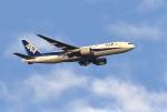mahiちゃんさんが、杉並区で撮影した全日空 777-281の航空フォト(飛行機 写真・画像)