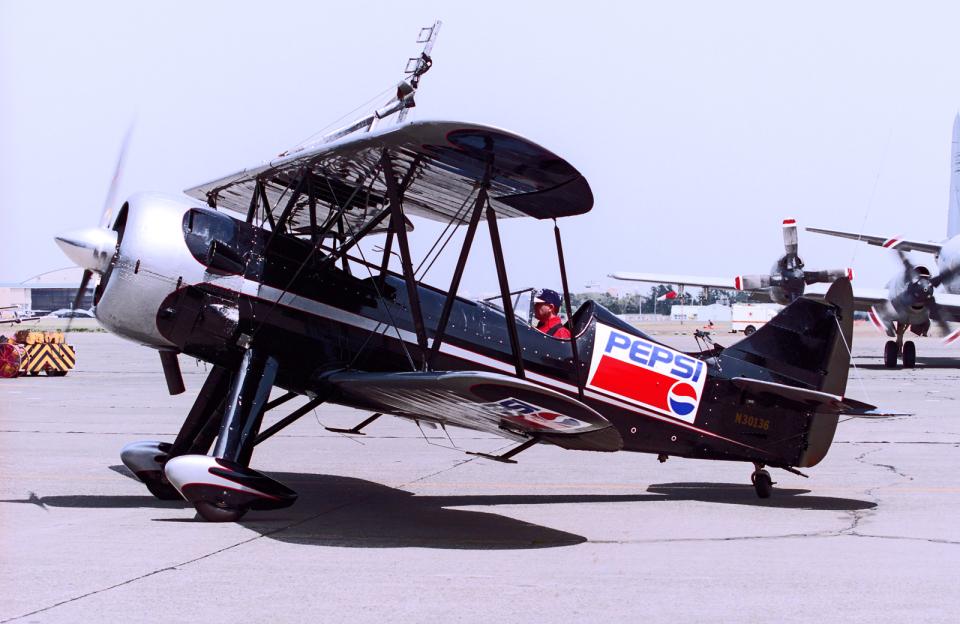 A-330さんのアメリカ個人所有 Waco F (N31036) 航空フォト