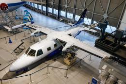 A.Tさんが、名古屋飛行場で撮影した三菱重工業 MU-2B-36の航空フォト(飛行機 写真・画像)