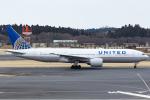 KoshiTomoさんが、成田国際空港で撮影したユナイテッド航空 777-222の航空フォト(飛行機 写真・画像)