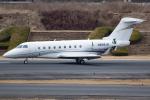 KoshiTomoさんが、成田国際空港で撮影したPrivate owner Gulfstream G280の航空フォト(飛行機 写真・画像)