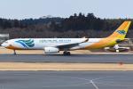 KoshiTomoさんが、成田国際空港で撮影したセブパシフィック航空 A330-343Eの航空フォト(飛行機 写真・画像)