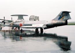 masahiさんが、三沢飛行場で撮影した航空自衛隊 F-104DJ Starfighterの航空フォト(飛行機 写真・画像)