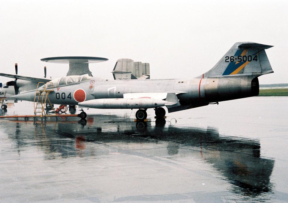 masahiさんの航空自衛隊 Lockheed F-104 Starfighter (26-5004) 航空フォト