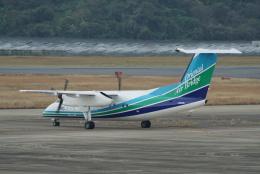 ✈︎Love♡ANA✈︎さんが、長崎空港で撮影したオリエンタルエアブリッジ DHC-8-202Q Dash 8の航空フォト(飛行機 写真・画像)