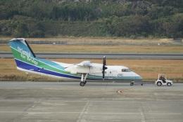 ✈︎Love♡ANA✈︎さんが、長崎空港で撮影したオリエンタルエアブリッジ DHC-8-201Q Dash 8の航空フォト(飛行機 写真・画像)