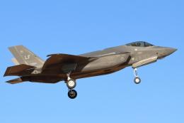キャスバルさんが、ルーク空軍基地で撮影したアメリカ空軍 F-35A-4 Lightning IIの航空フォト(飛行機 写真・画像)