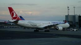 singapore346さんが、フランクフルト国際空港で撮影したターキッシュ・エアラインズ A330-302の航空フォト(飛行機 写真・画像)