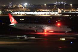 """ニヤン""""さよなら岡山県""""さんが、羽田空港で撮影したターキッシュ・エアラインズ 787-9の航空フォト(飛行機 写真・画像)"""