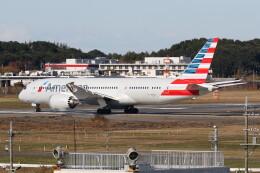 utarou on NRTさんが、成田国際空港で撮影したアメリカン航空 787-8 Dreamlinerの航空フォト(飛行機 写真・画像)