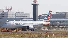 raichanさんが、成田国際空港で撮影したアメリカン航空 787-8 Dreamlinerの航空フォト(飛行機 写真・画像)