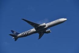 Tarochanさんが、羽田空港で撮影したガルーダ・インドネシア航空 777-3U3/ERの航空フォト(飛行機 写真・画像)