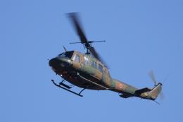 kaz787さんが、八尾空港で撮影した陸上自衛隊 UH-1Jの航空フォト(飛行機 写真・画像)