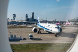 Y-Kenzoさんが、成田国際空港で撮影した全日空 787-10の航空フォト(飛行機 写真・画像)