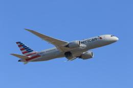 マーサさんが、成田国際空港で撮影したアメリカン航空 787-8 Dreamlinerの航空フォト(飛行機 写真・画像)