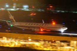 神宮寺ももさんが、成田国際空港で撮影したカーゴジェット・エアウェイズ 767-323/ER(BDSF)の航空フォト(飛行機 写真・画像)