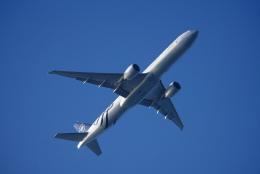 senbaさんが、羽田空港で撮影したガルーダ・インドネシア航空 777-3U3/ERの航空フォト(飛行機 写真・画像)