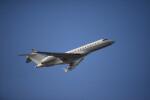 brasovさんが、羽田空港で撮影した不明 BD-700-1A10 Global Expressの航空フォト(飛行機 写真・画像)