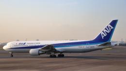 誘喜さんが、羽田空港で撮影したエアージャパン 767-381/ERの航空フォト(飛行機 写真・画像)