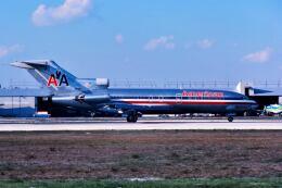 パール大山さんが、マイアミ国際空港で撮影したアメリカン航空 727-123の航空フォト(飛行機 写真・画像)