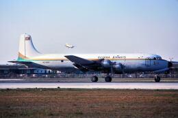 パール大山さんが、マイアミ国際空港で撮影したガイアナ航空 VC-118A Liftmaster (DC-6A)の航空フォト(飛行機 写真・画像)