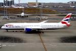 SFJ_capさんが、羽田空港で撮影したブリティッシュ・エアウェイズ 787-9の航空フォト(飛行機 写真・画像)