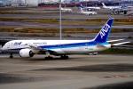 SFJ_capさんが、羽田空港で撮影した全日空 787-9の航空フォト(飛行機 写真・画像)
