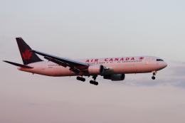 senyoさんが、成田国際空港で撮影したエア・カナダ 767-375/ERの航空フォト(飛行機 写真・画像)