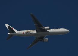 チャーリーマイクさんが、羽田空港で撮影した日本航空 767-346/ERの航空フォト(飛行機 写真・画像)