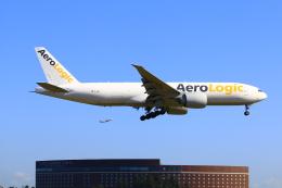 35GK17さんが、成田国際空港で撮影したエアロ・ロジック 777-F6Nの航空フォト(飛行機 写真・画像)